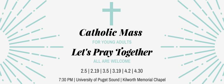 Dates of UPS Mass