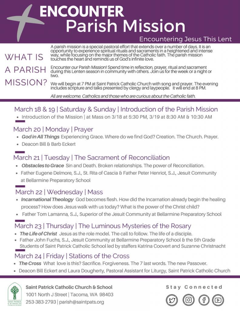 Parish Mission-6