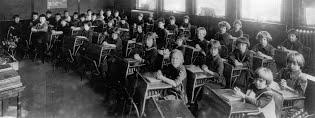 history-old-classroom
