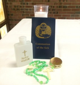 photo communion of sick