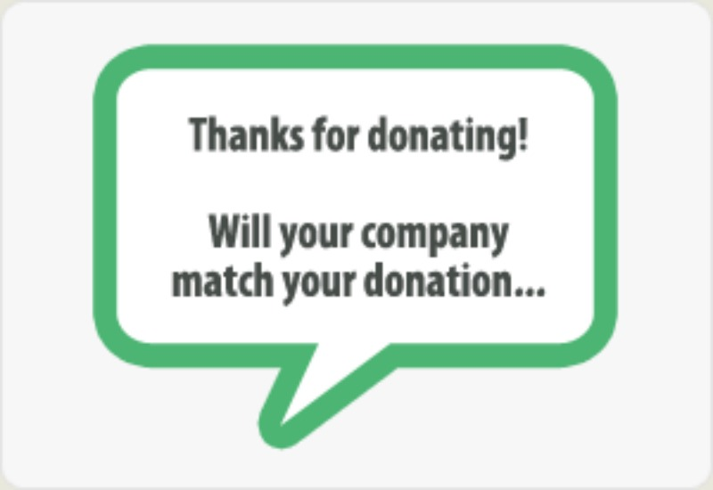 content uploads matching gift programs company list