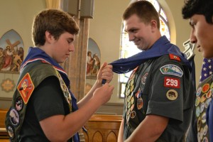 Eagle Scout Court of Honor 8-30-15
