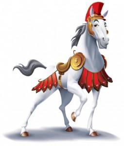 HorseRightColor