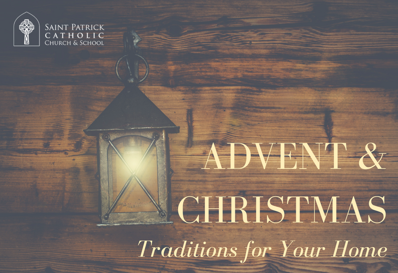 Living Into Advent Traditions For Your Home