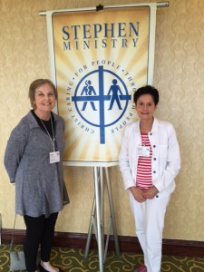 Anne & Penny at the 2016 Leadership Conference