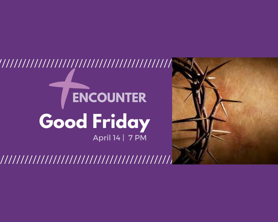 Good Friday Encounter Slider