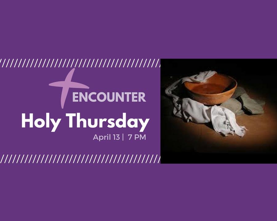 Holy Thursday Enounter _ slider-2