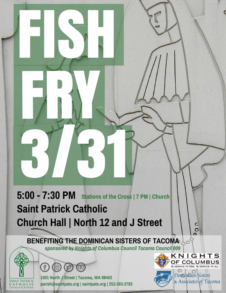 Fish Fry - Dominicans 8x11