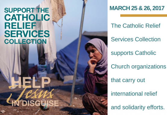 The Catholic Relief Services Collection supports Catholic Church organizations that carry out international relief and solidarity efforts.-3