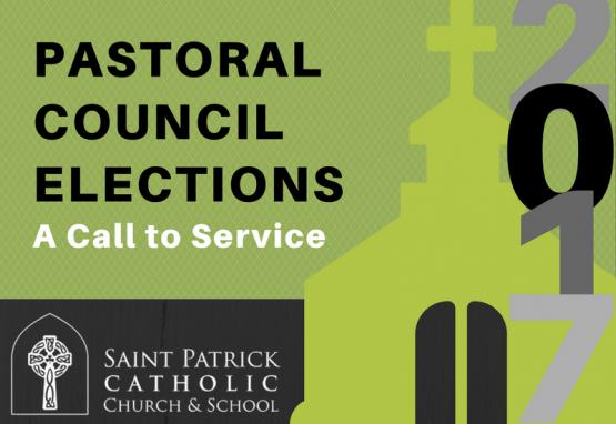 Pastoral Council Elections 2017