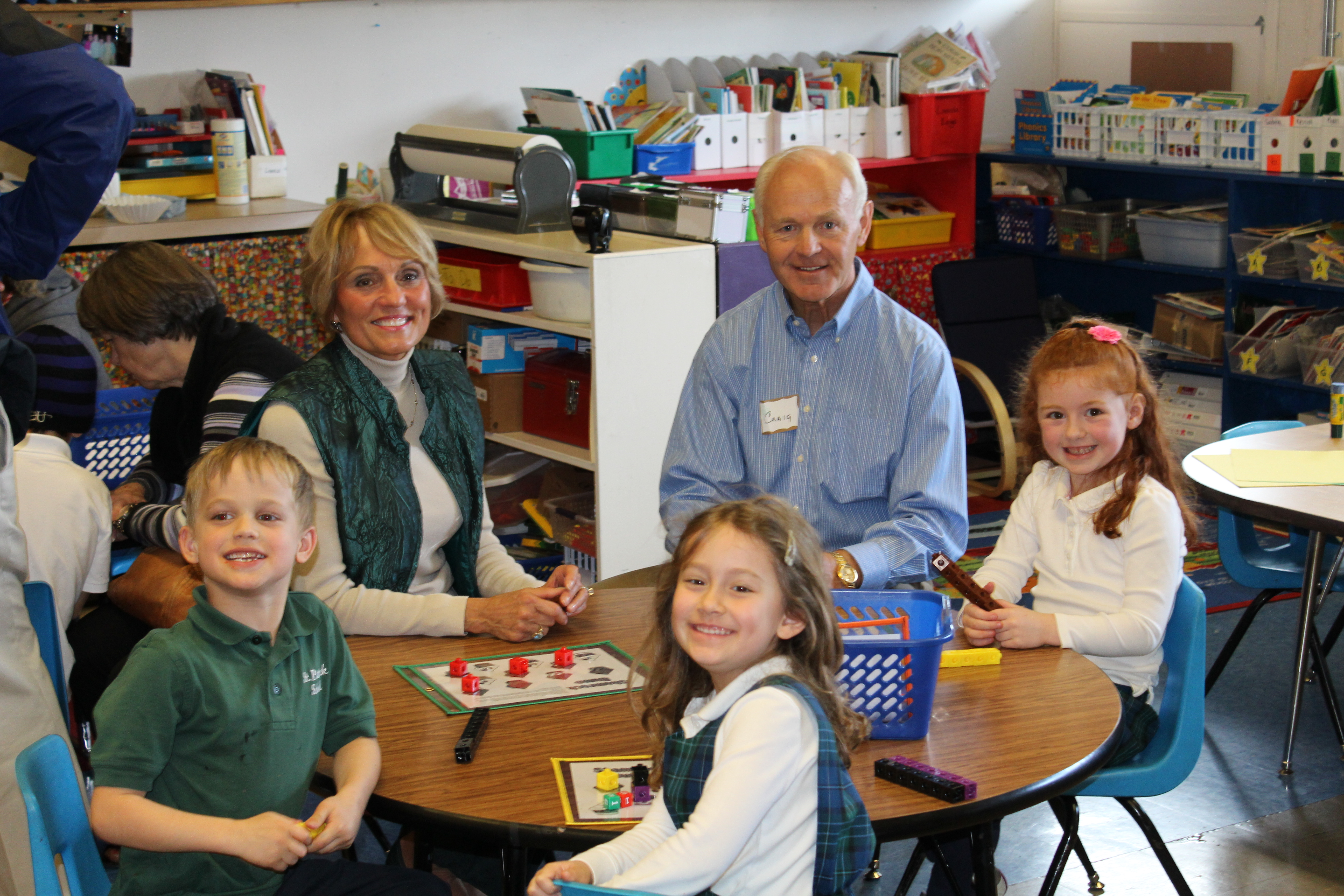 Grandparents Day Photo Highlights St Pat S Catholic School