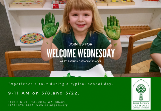 Welcome Wednesday news (2)