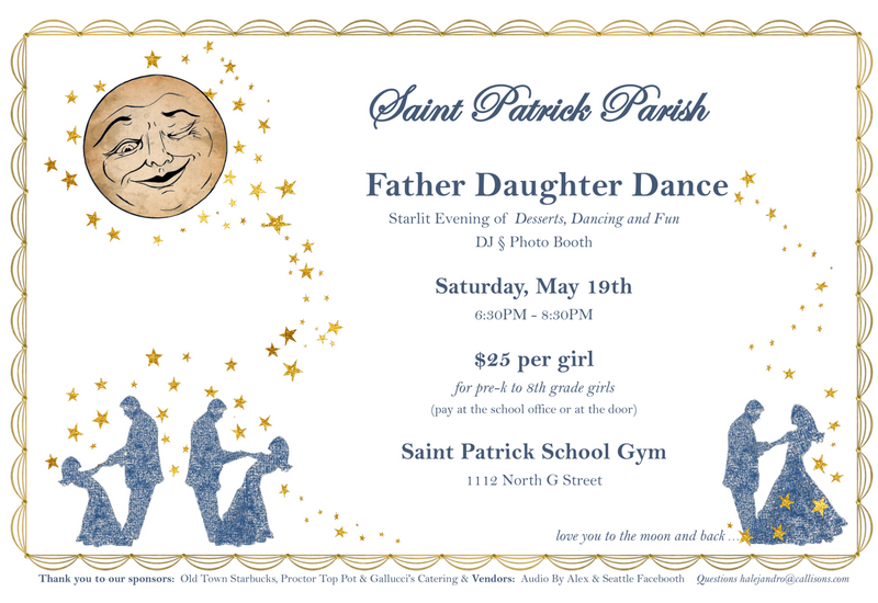 Father Daughter Dance 2018 St Pats Catholic School